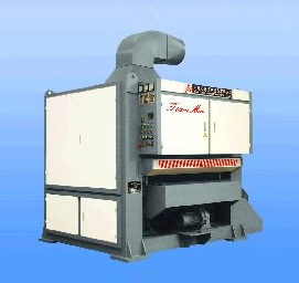 Scotch-Brite Brush Grinding Polishing Machine